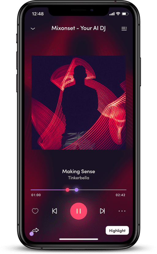 Making Sense Mixonset App